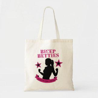 Bicep Betties Tote Tote Bag