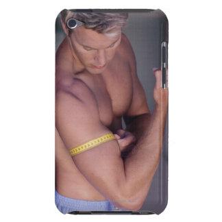 Bíceps de medición del hombre Case-Mate iPod touch cárcasas
