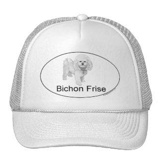 Bicho Frise Euro-type Trucker Hat