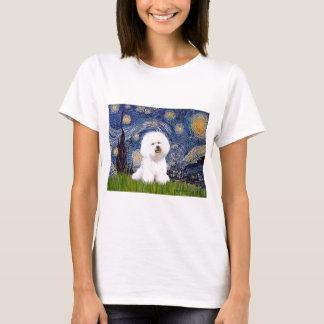 Bichon 1 - Starry Night T-Shirt