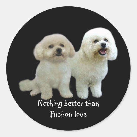 Bichon Buddies Sticker