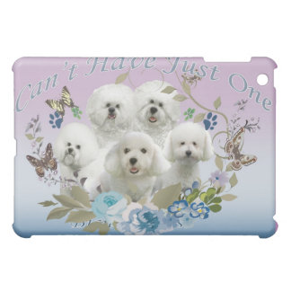 Bichon Can't Have Just One IPAD Case