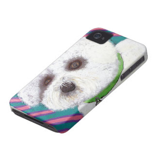 Bichon iPhone 4 Covers