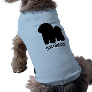 Bichon conseguido Frise Camisetas De Mascota
