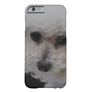 Bichon dulce Frise Funda Barely There iPhone 6