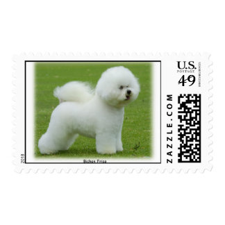 Bichon Frise 9F85D-15 Postage Stamps