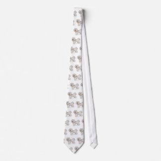bichon_frise, Bichon Frise tie