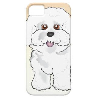 Bichon Frise iPhone 5 Cases