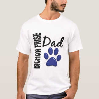Bichon Frise Dad 2 T-Shirt