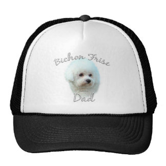 Bichon Frise Dad 2 Trucker Hat
