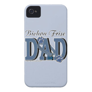 Bichon Frise DAD iPhone 4 Cover