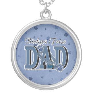 Bichon Frise DAD Necklace