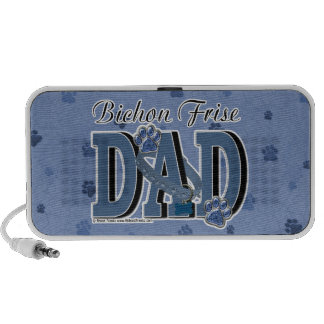 Bichon Frise DAD Speaker System