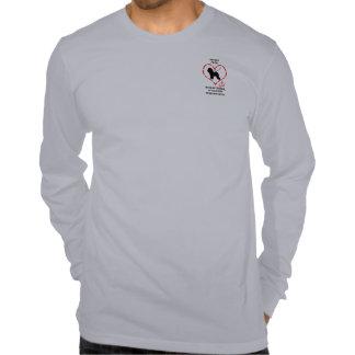 Bichon Frise debe ser amado Camisetas