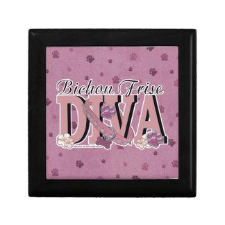 Bichon Frise DIVA Jewelry Box