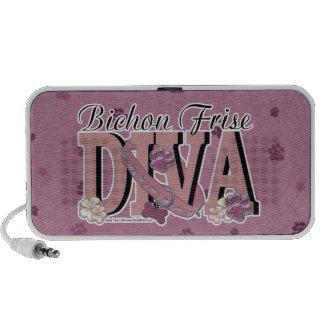 Bichon Frise DIVA Speaker