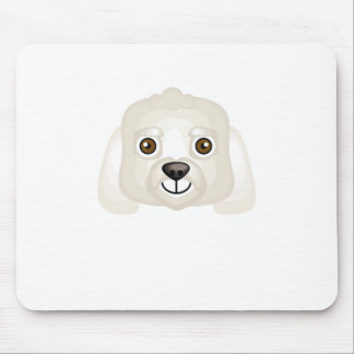 Bichon Frise Dog Breed - My Dog Oasis Mouse Pad