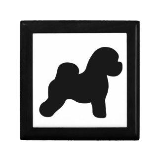 Bichon Frise Dog Gift Box