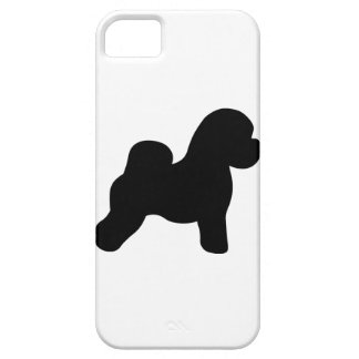 Bichon Frise Dog iPhone SE/5/5s Case