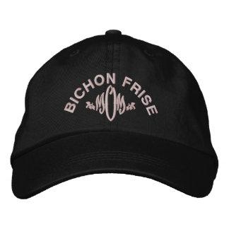 Bichon Frise Dog Mom Cap