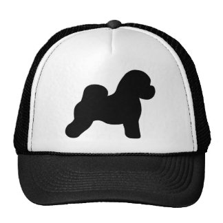 Bichon Frise Dog Trucker Hat