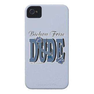 Bichon Frise DUDE iPhone 4 Case-Mate Case