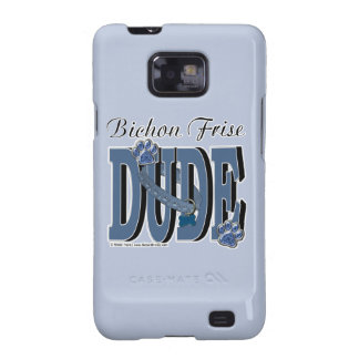 Bichon Frise DUDE Samsung Galaxy S2 Covers