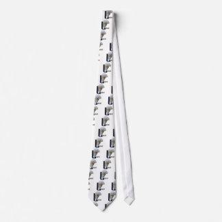 Bichon Frise Gifts Neck Tie