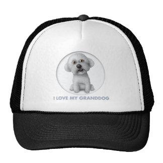 Bichon Frise Granddog Trucker Hat