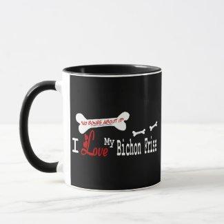 Bichon Frise (I Love) Mug