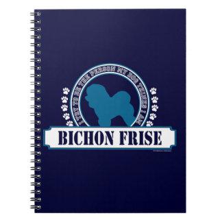 Bichon Frise Cuaderno