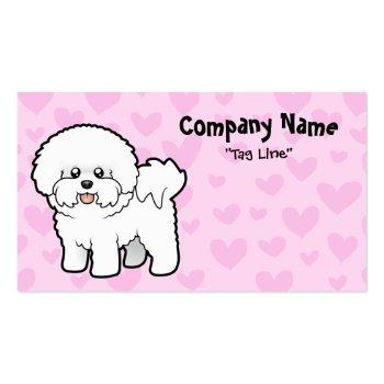 Bichon Frise Love Business Card