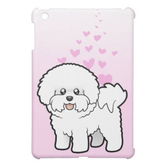 Bichon Frise Love Cover For The iPad Mini