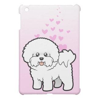 Bichon Frise Love Cover For The iPad Mini