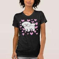 Bichon Frise Love Shirt