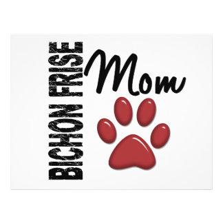 Bichon Frise Mom 2 Flyer