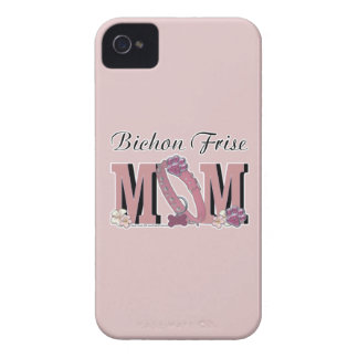 Bichon Frise MOM Case-Mate iPhone 4 Cases