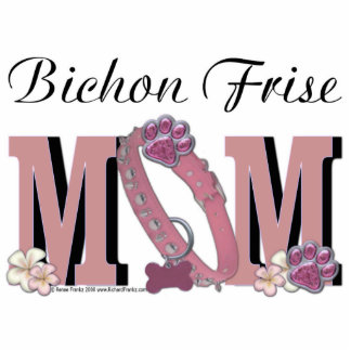 Bichon Frise MOM Cut Outs