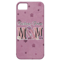 Case-Mate Vibe iPhone 5 Case with Bichon Frise Phone Cases design