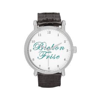 Bichon Frise Relojes