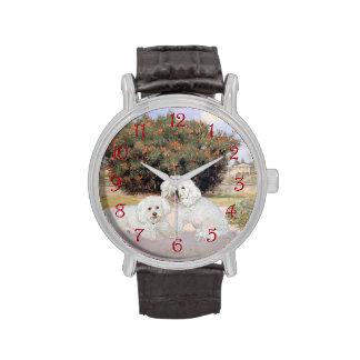 Bichon Frise Relojes De Pulsera