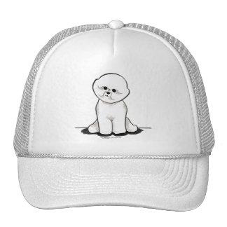 Bichon Frise Sit Pretty Trucker Hat