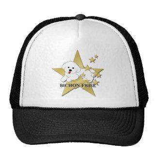 Bichon Frise Stars Trucker Hat
