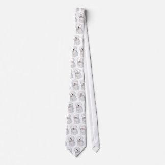 Bichon Frise Tie