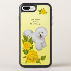 OtterBox Apple iPhone 7 Plus Symmetry Case with Bichon Frise Phone Cases design