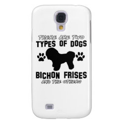 Case-Mate Barely There Samsung Galaxy S4 Case with Bichon Frise Phone Cases design