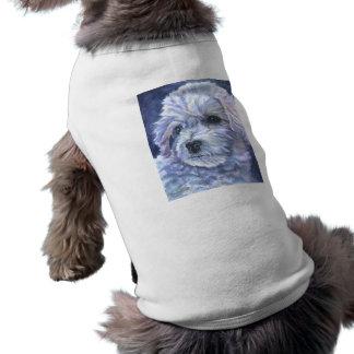 Bichon Frish Dog Sweater Tee