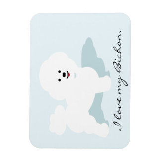 Bichon Love Magnets