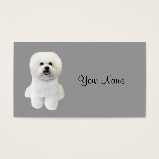 Bichon Lover Business Card