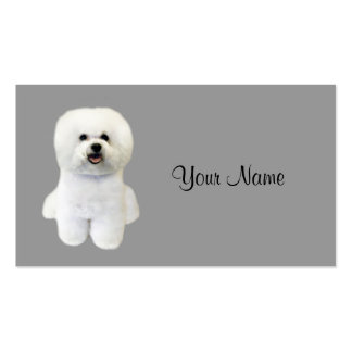Bichon Lover Business Card